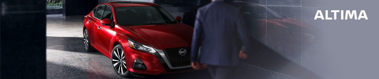 Experience the Power and Sophistication of the 2020 Nissan Altima