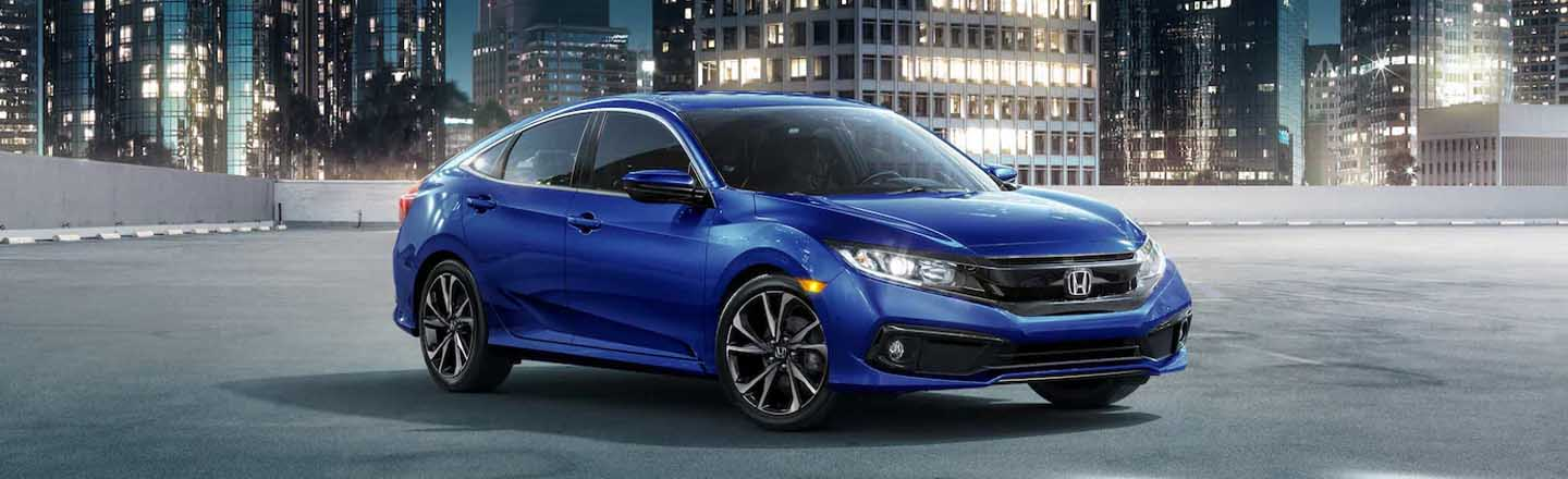 2019 Honda Civic For Sale In Yuma, Arizona, at Yuma Honda