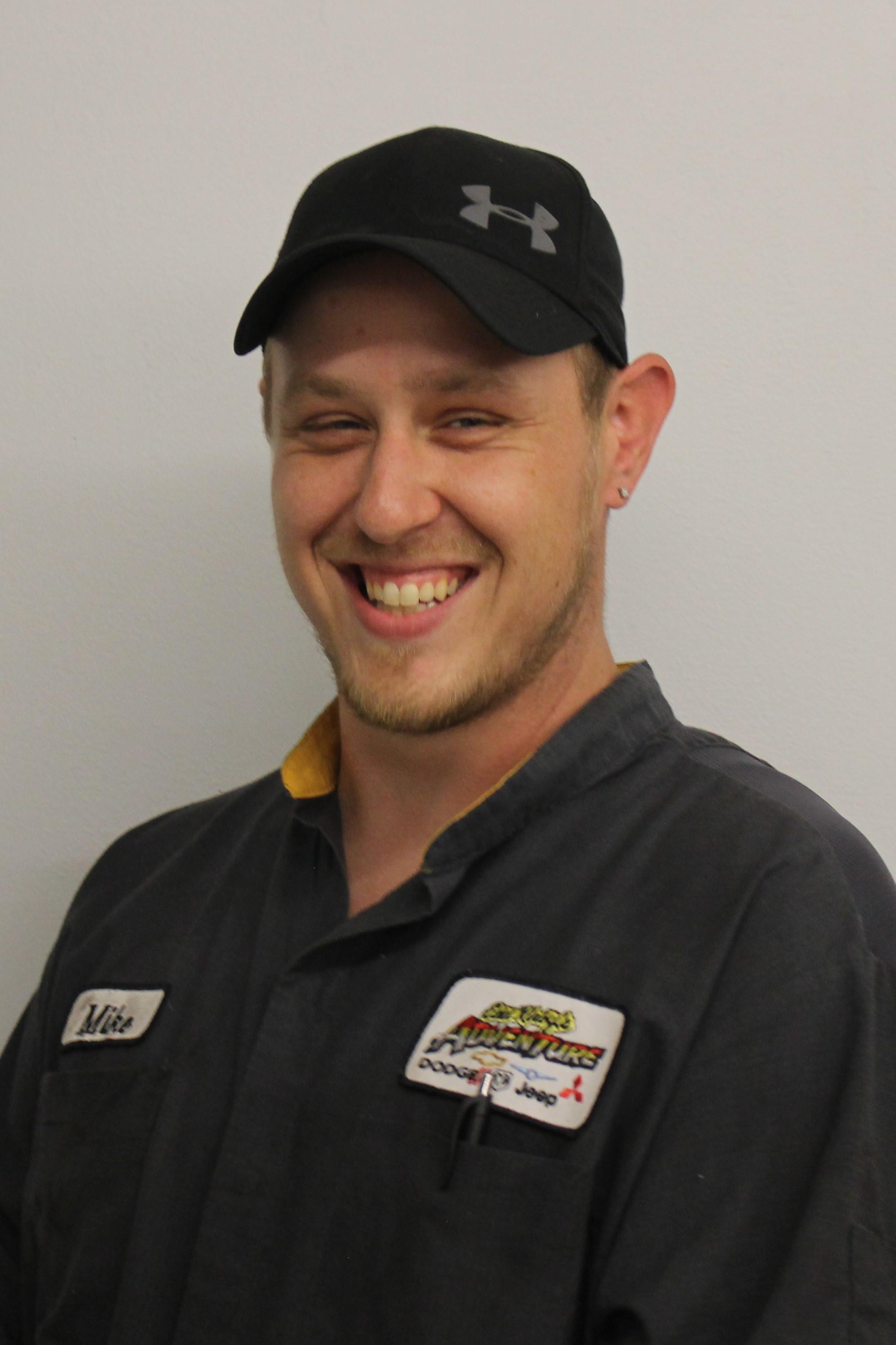 Mike Davis Bio Image