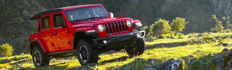 Rugged 2019 Jeep Wrangler SUVs Available near Bloomington, Indiana