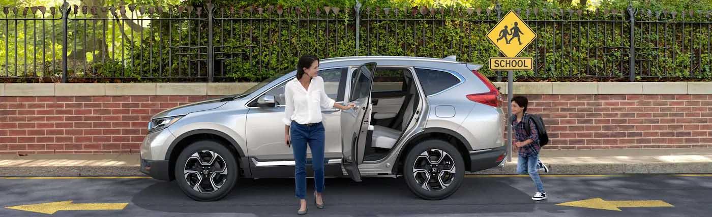 Check Out the Honda CR-V at Ganley Honda