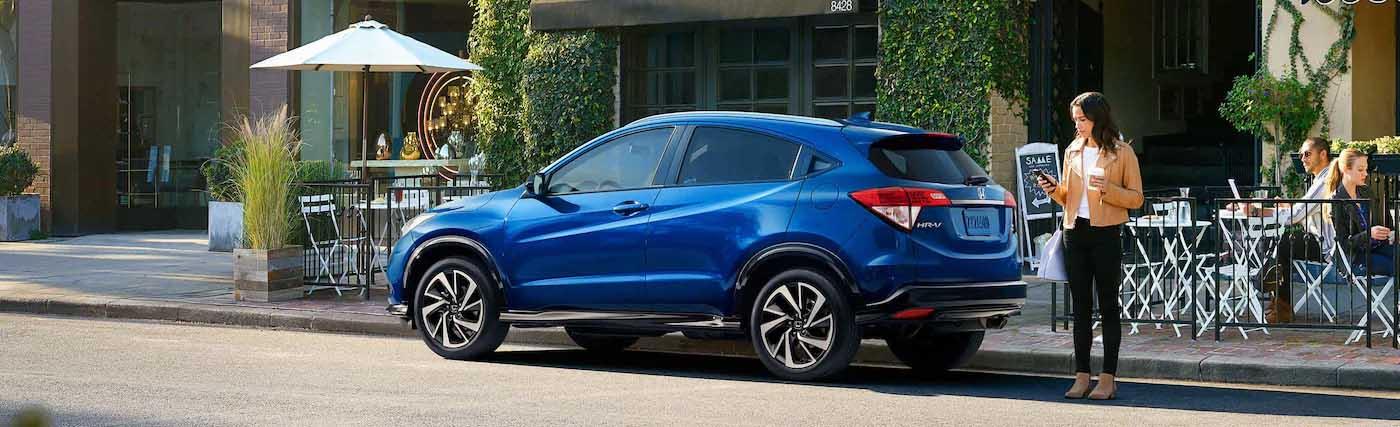 Introducing the New Honda HR-V