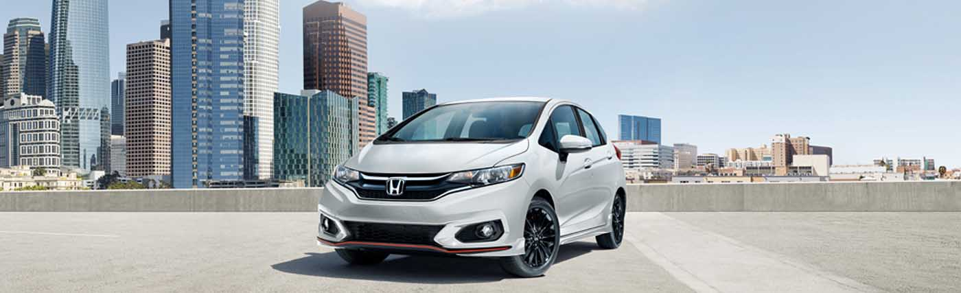 Overview of the Honda Fit