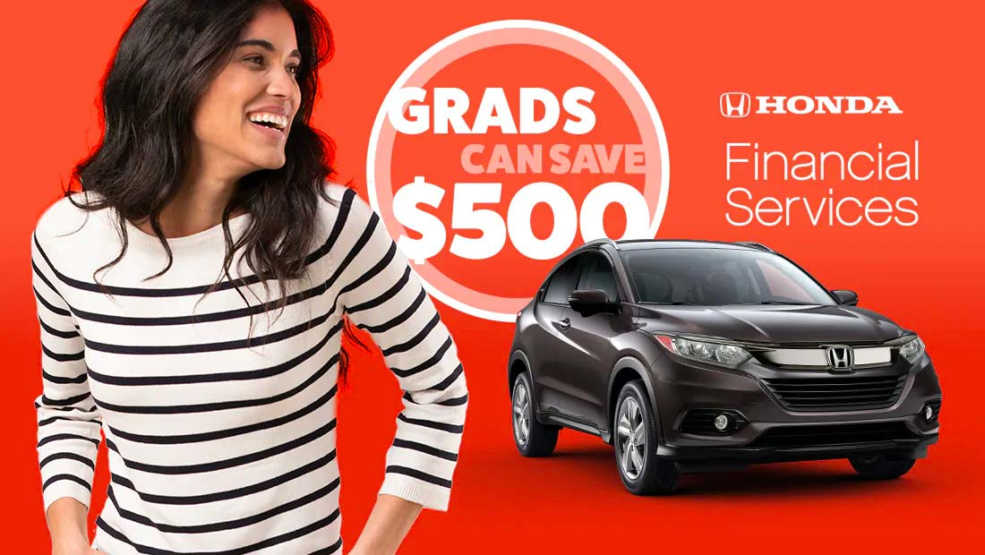 Honda Graduate Rebate Program Details College Station, TX