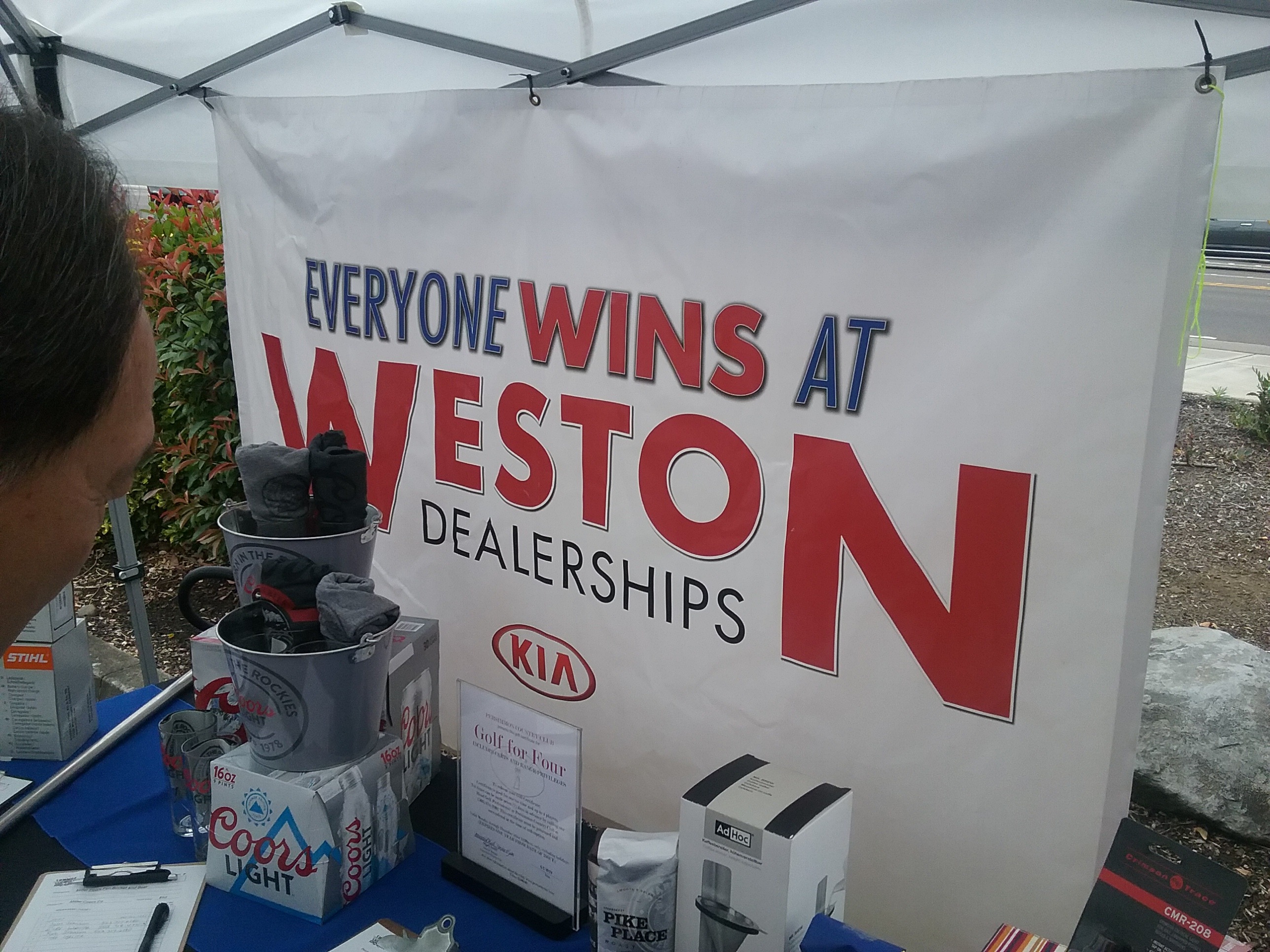 Everyone Wins At Weston