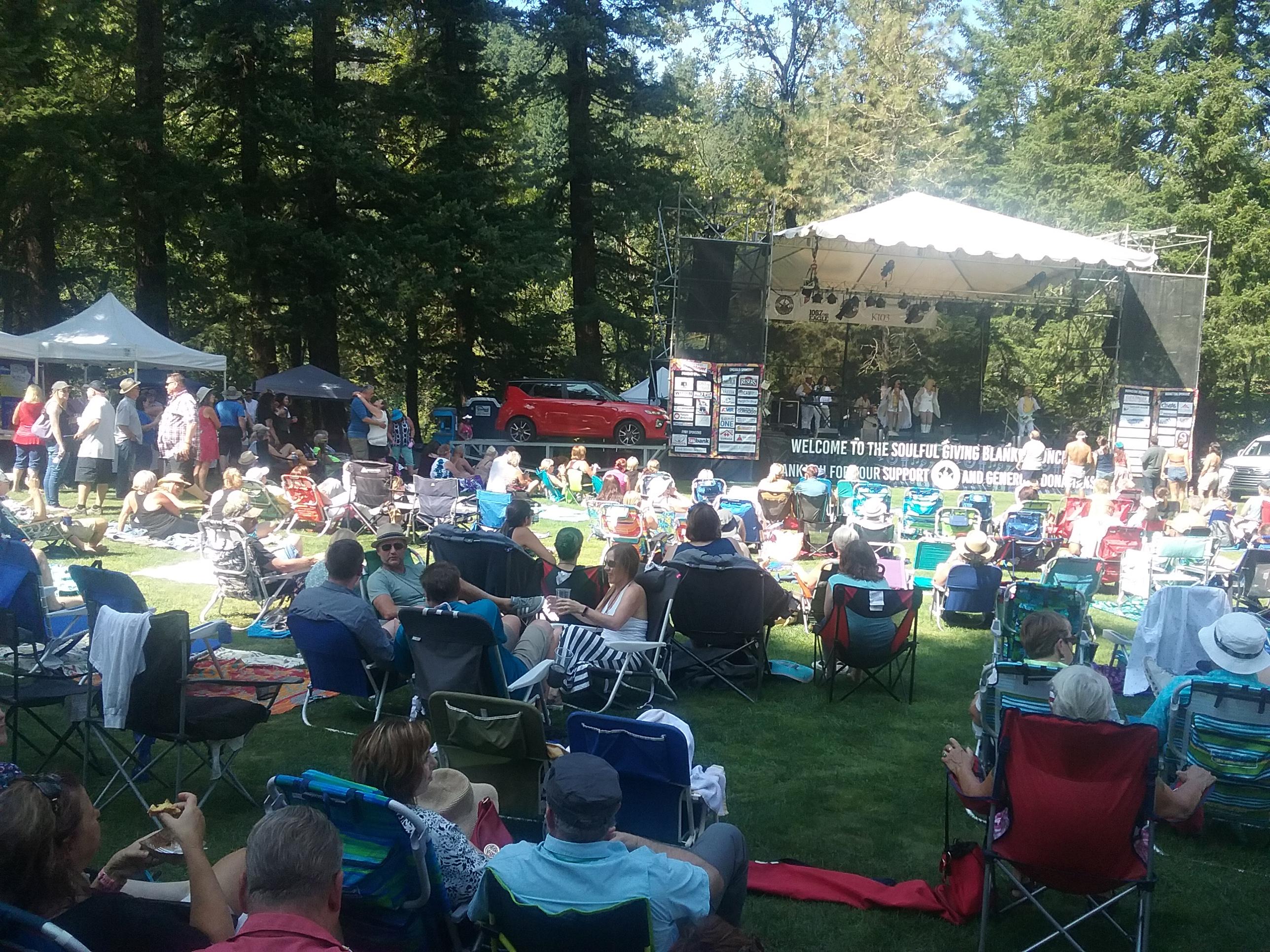 Weston Summer Concert