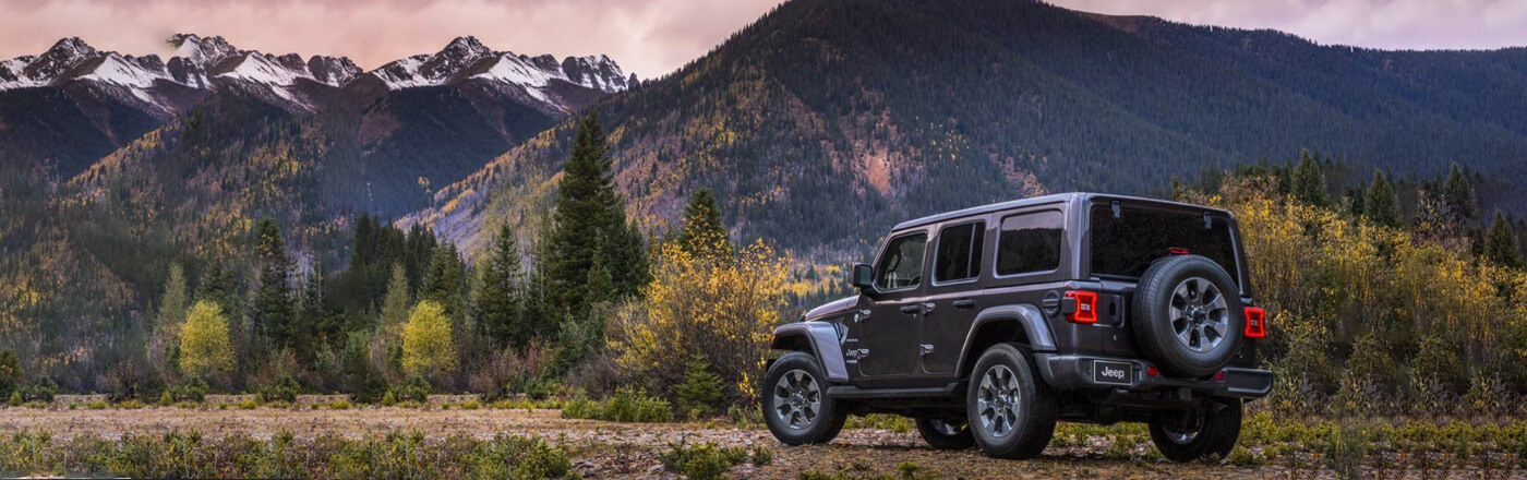 2019 Jeep Wrangler at Community CDJR Bloomington