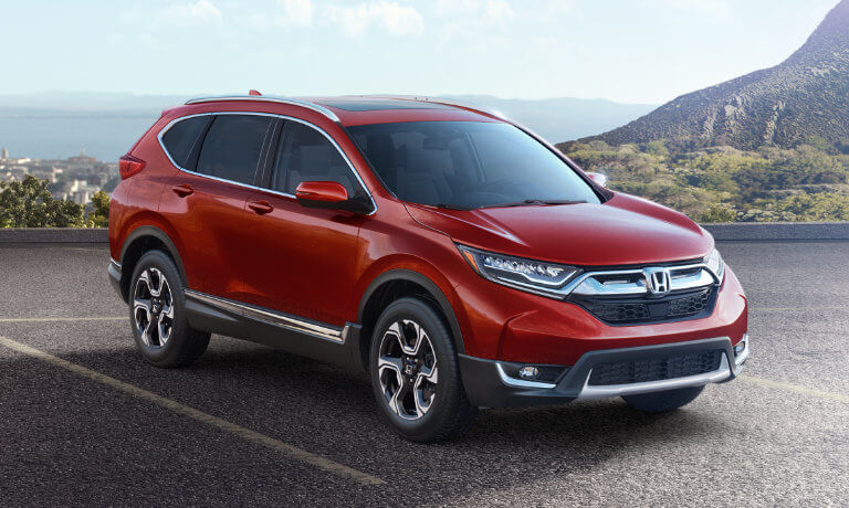 2019 Honda CR-V exterior colors