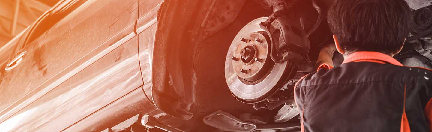 Brake Service for Toyota and Other Makes in Waycross, GA