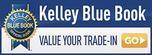 Kelley Blue Book - Value Your Trade button