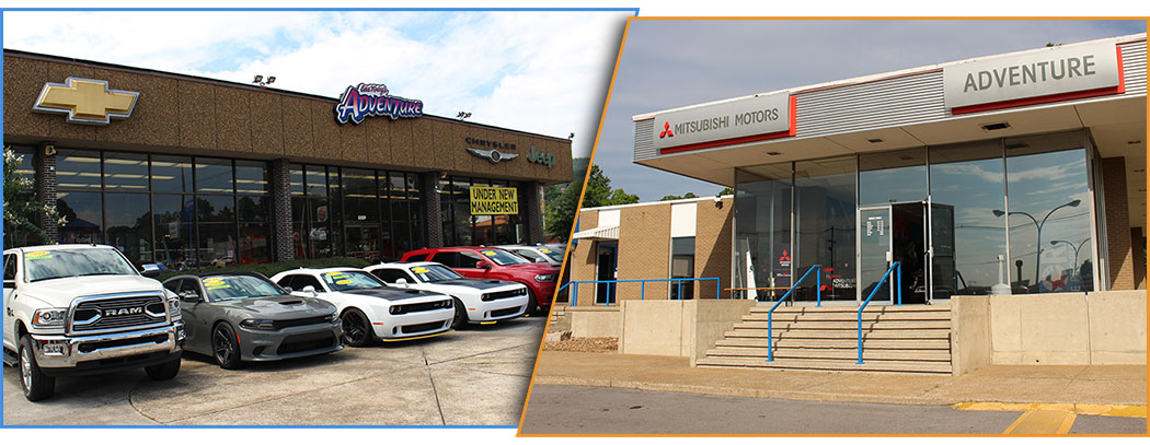About Our Chattanooga, Tennessee, Area New & Used Car Dealerships
