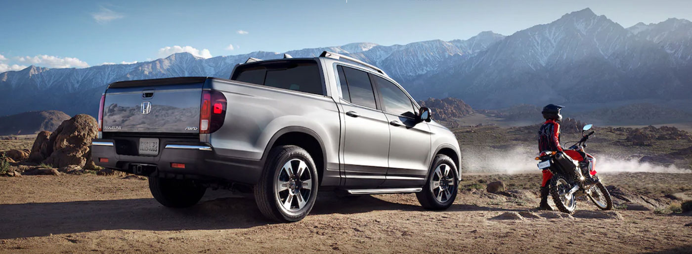 New 2019 Honda Ridgeline Pickup Truck Available In Eatontown, NJ