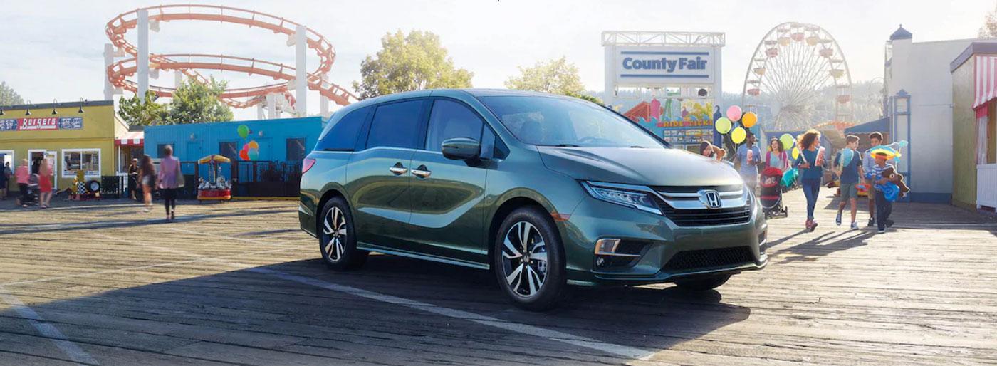 2020 Honda Odyssey Minivan Available In Eatontown, New Jersey