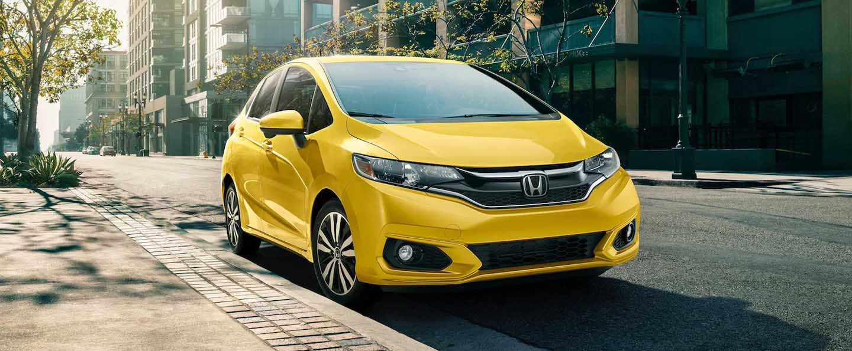 19 Honda Fit