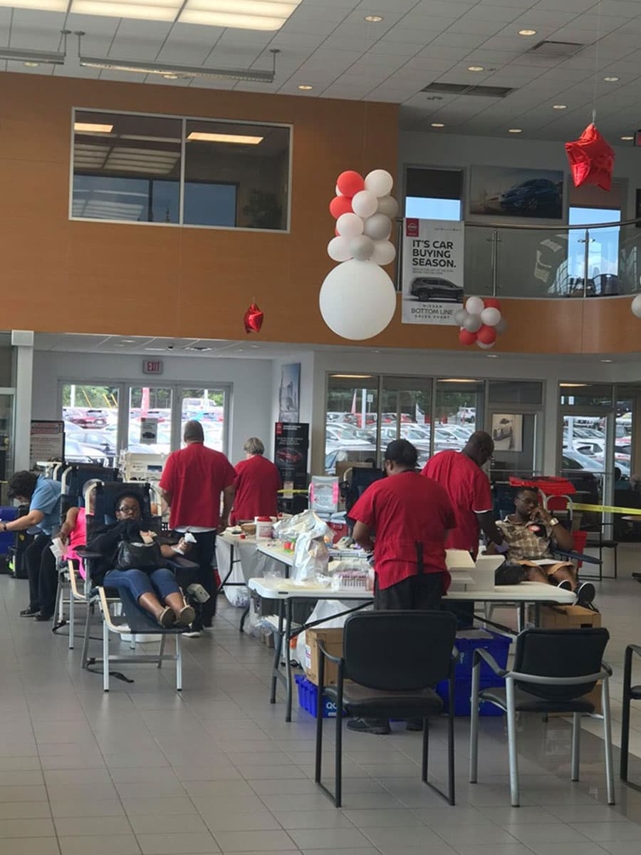 9th Annual Community Blood Drive