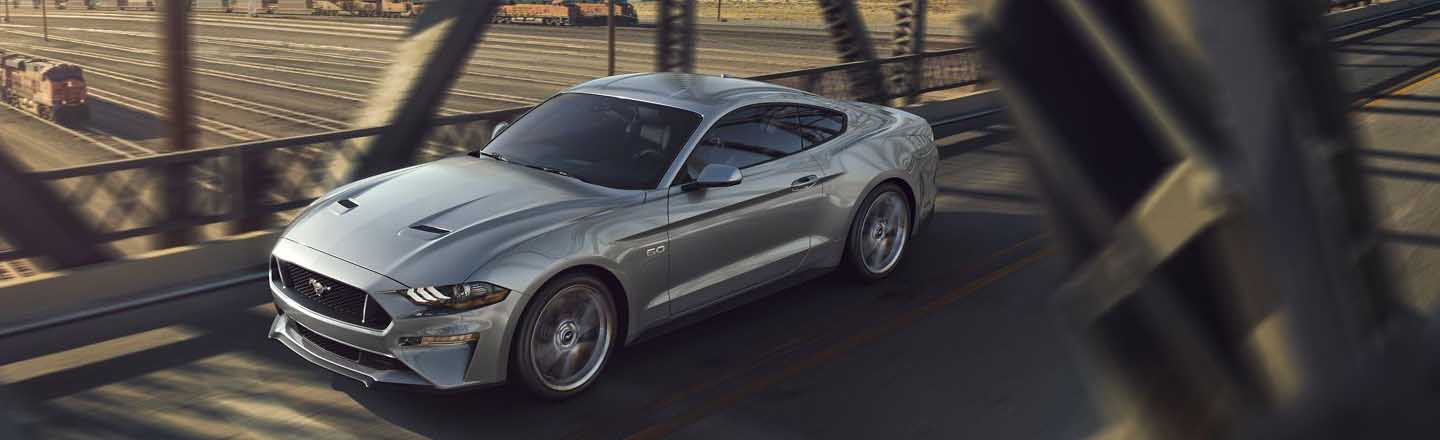Speed Forward with a 2020 Ford Mustang from Community Ford of Mooresville