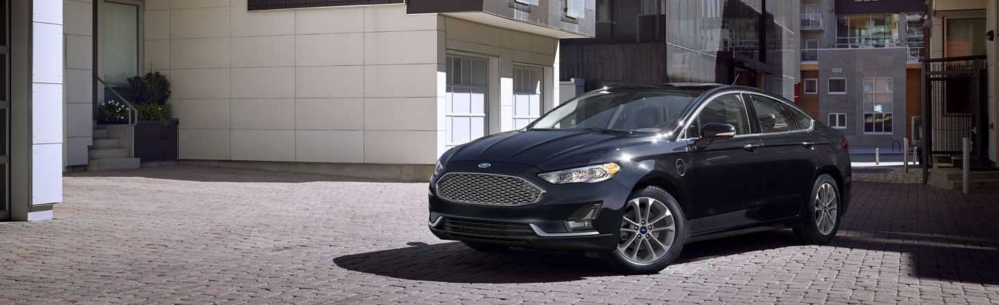 Now is the Time to Get Behind the Wheel of a New 2020 Ford Fusion
