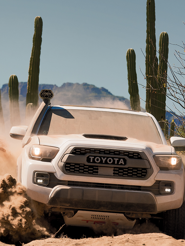 Accessories that help keep your Toyota protected at Danville Toyota