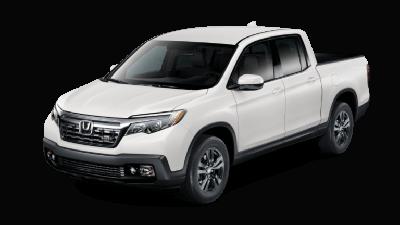 2019 Honda Ridgeline Sport White