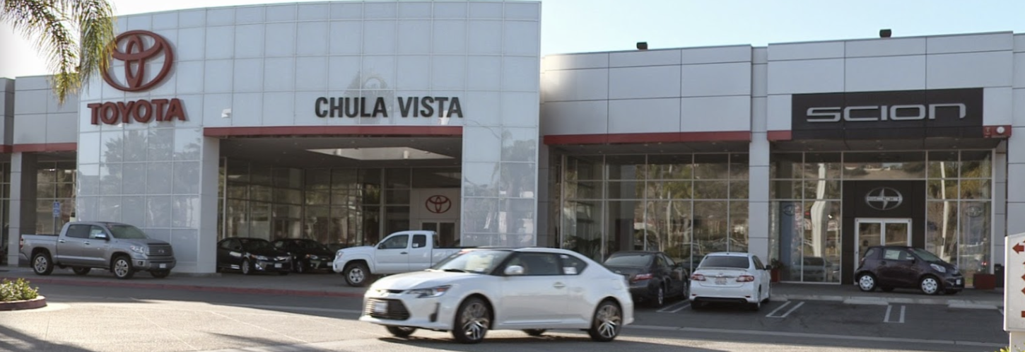About Our Full-Service Toyota Dealership in Chula Vista, California