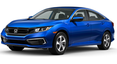 Stock Photo of 2016 Honda Civic