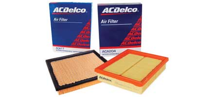 AC Delco Air Filters