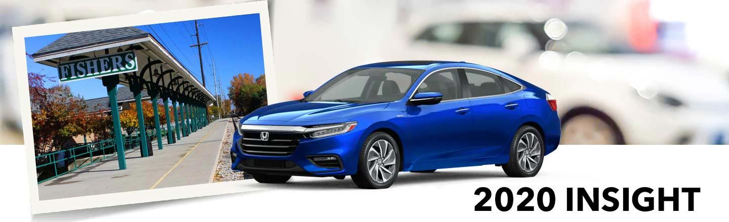 The Innovative 2020 Honda Insight Fishers, Indiana