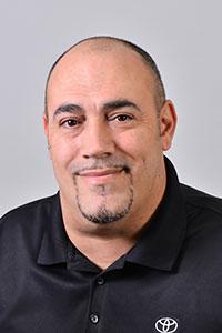 Vicente Cossio Bio Image
