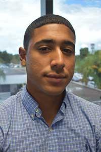 Mikhel Patterson Bio Image