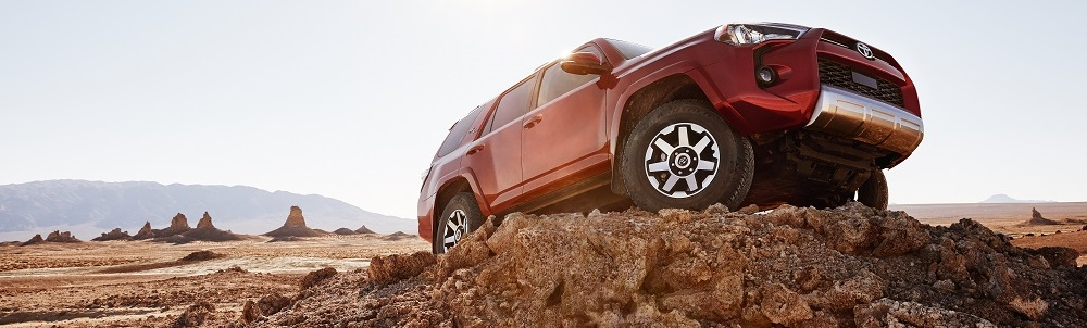 Toyota 4Runner Performance