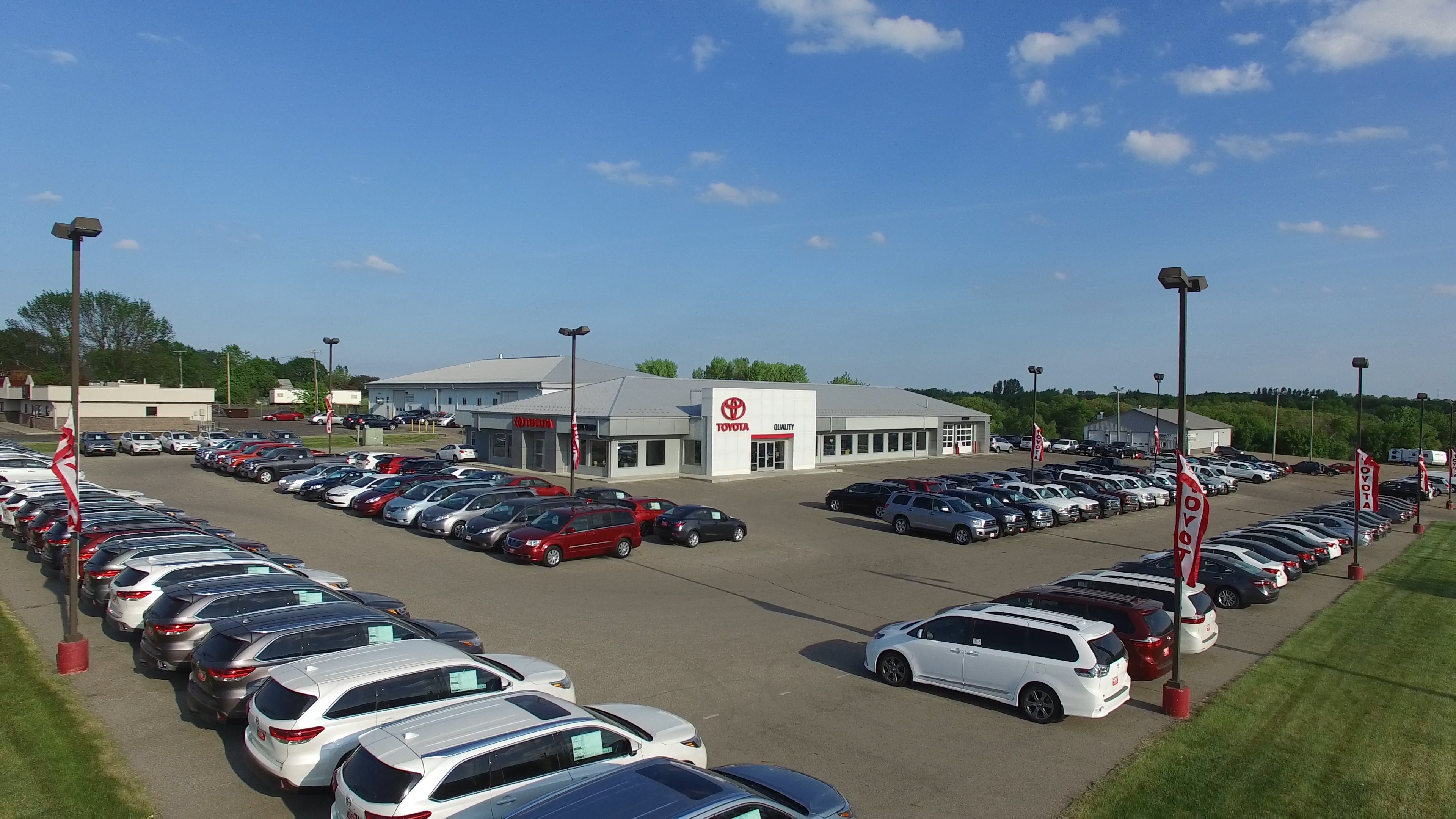 new used toyota dealer in fergus falls mn quality toyota used toyota dealer in fergus falls mn