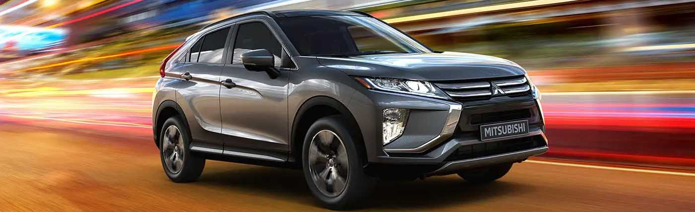 2020 mitsubishi eclipse cross at Wallace Mitsubishi of Kingsport
