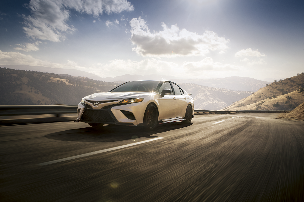 Toyota Camry TRD Performance