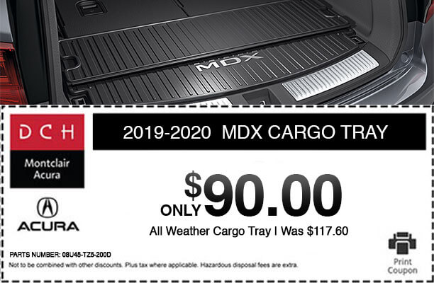 2019-2020  MDX Cargo Tray