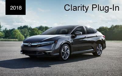 Clarity Honda Brochure
