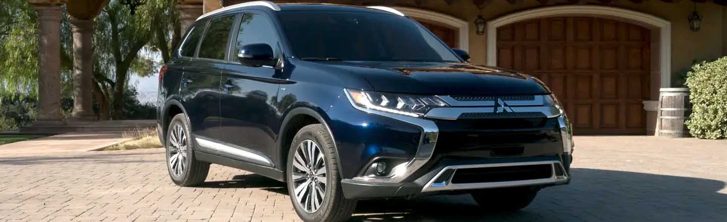 2019 Mitsubishi Outlander SUV Available for Sale Near Wailuku, Hawaii