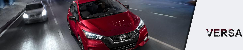 2020 Nissan Versa Red