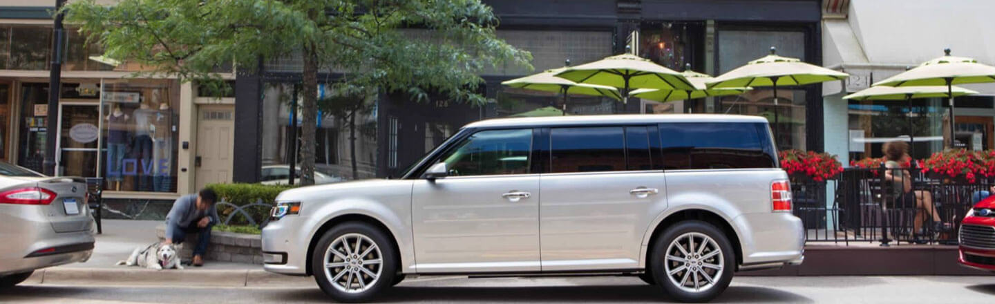 2019 Ford Flex SUV In Mooresville, IN