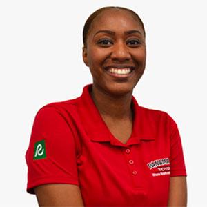 Tymeisha  Lasley  Bio Image