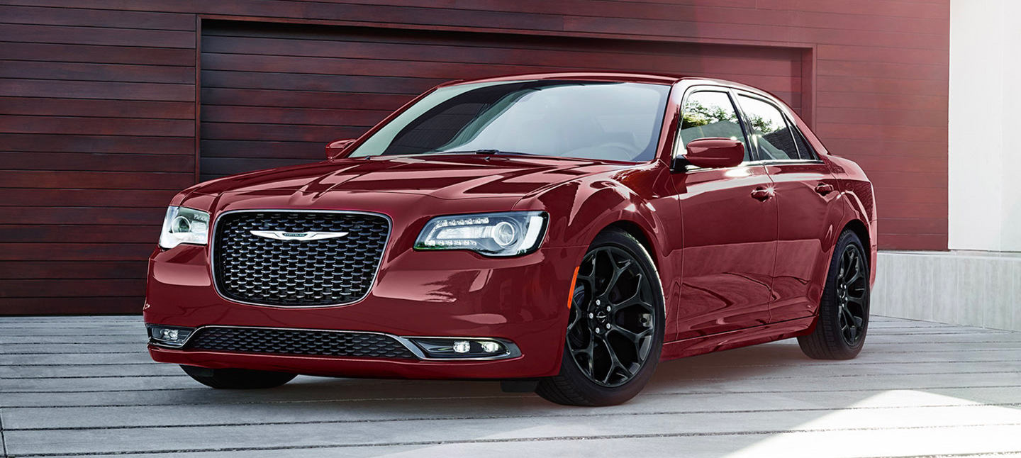 Drive the Bold 2019 Chrysler 300 Sedan in New Iberia, Louisiana