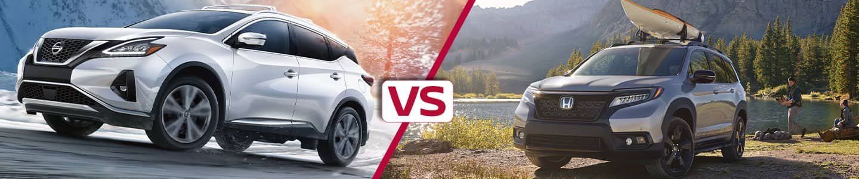 Differences Between The 2019 Nissan Murano Vs. Passport