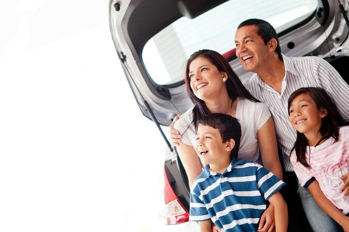 We have your family car
