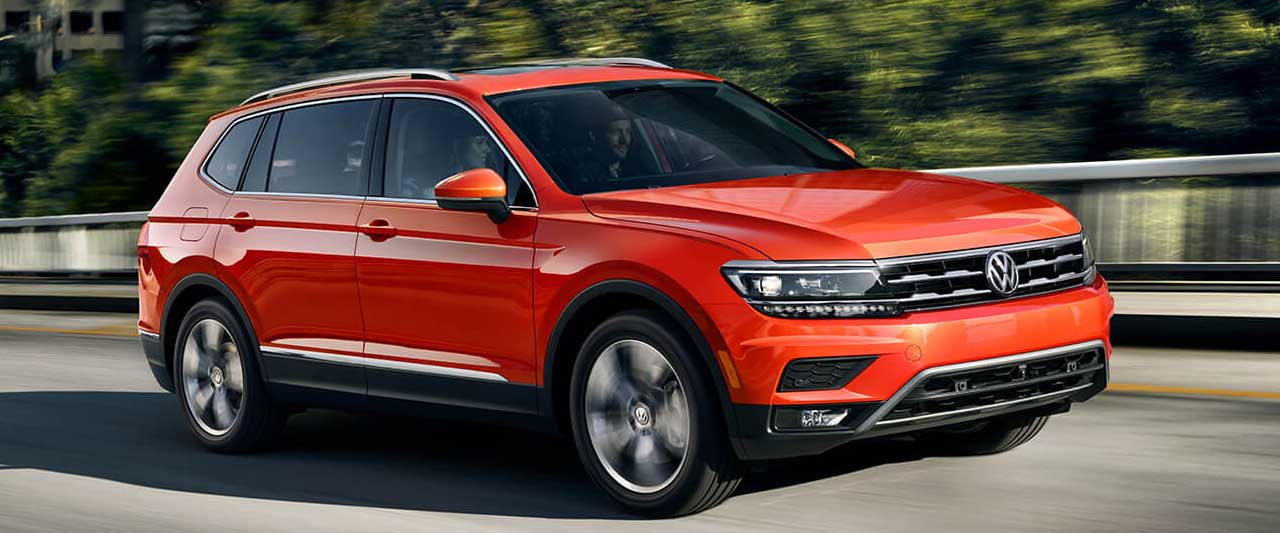 Research the 2019 Volkswagen Tiguan SUV Available in Kihei, Hawaii
