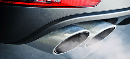 Emissions System Cleaning