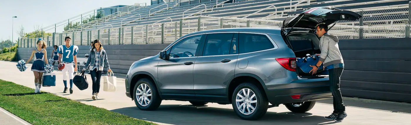 The 2020 Honda Pilot Helps You Arrive Is Style In Columbia, MO