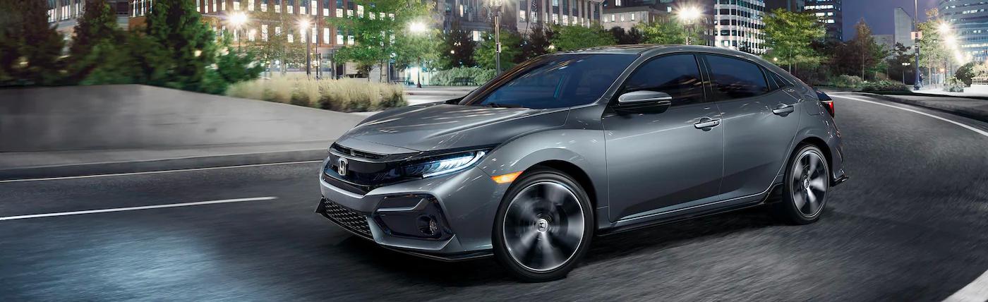 Redesigned 2020 Honda Civic Hatchback In Columbia, Missouri