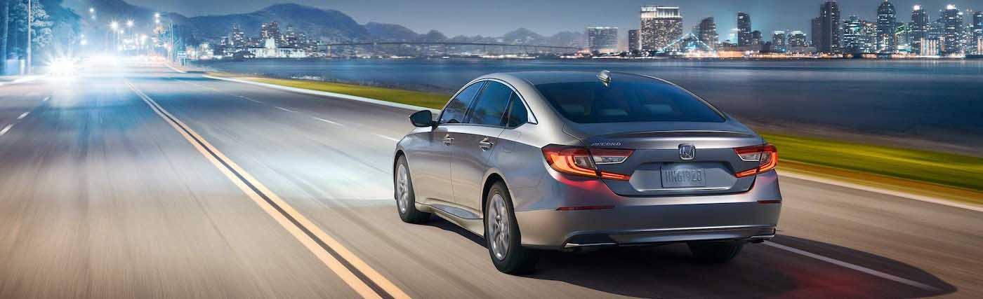 The New 2020 Honda Accord Sedan Available To Explore In Columbia, MO