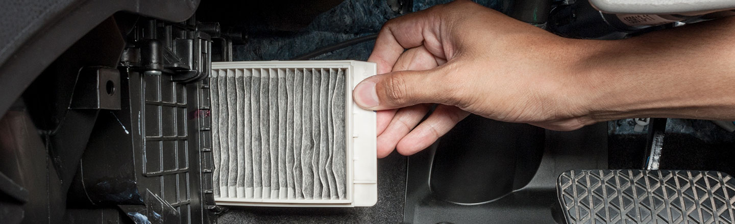 Schedule Cabin Air Filter Replacement In Verona, New Jersey