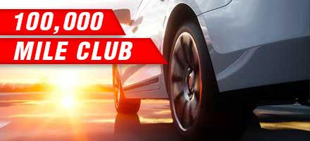 100,000 MILE CLUB
