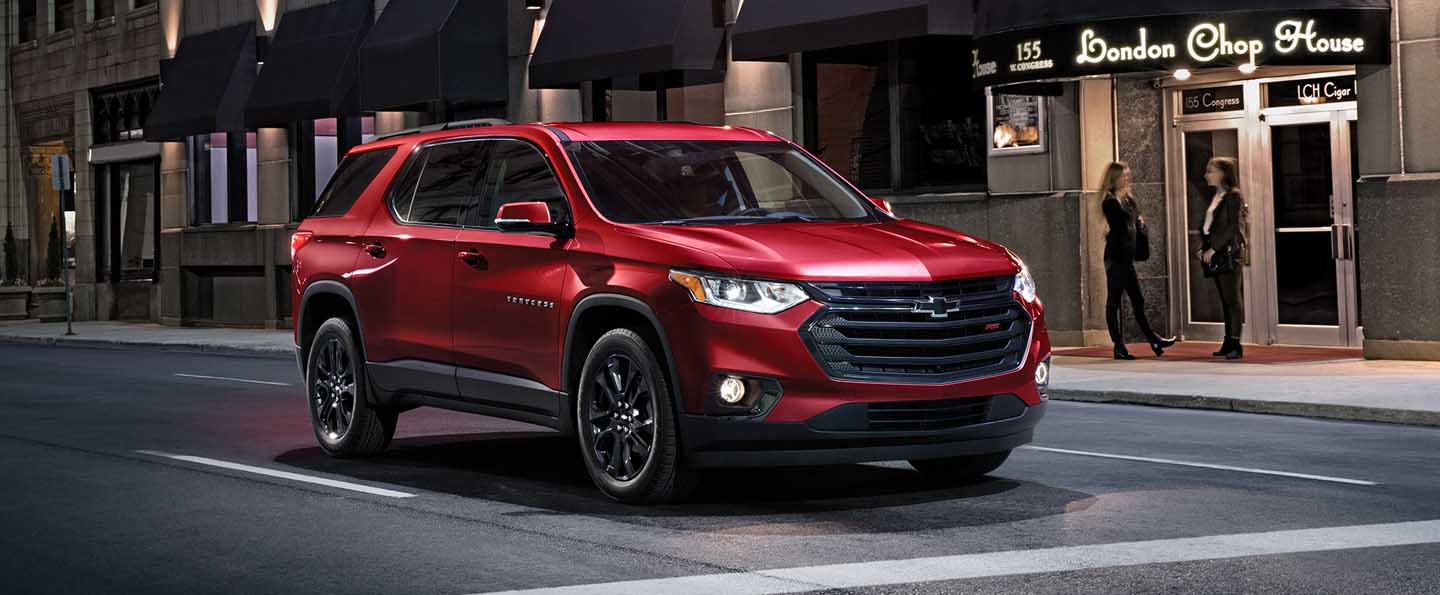 2020 Chevy Traverse Engine